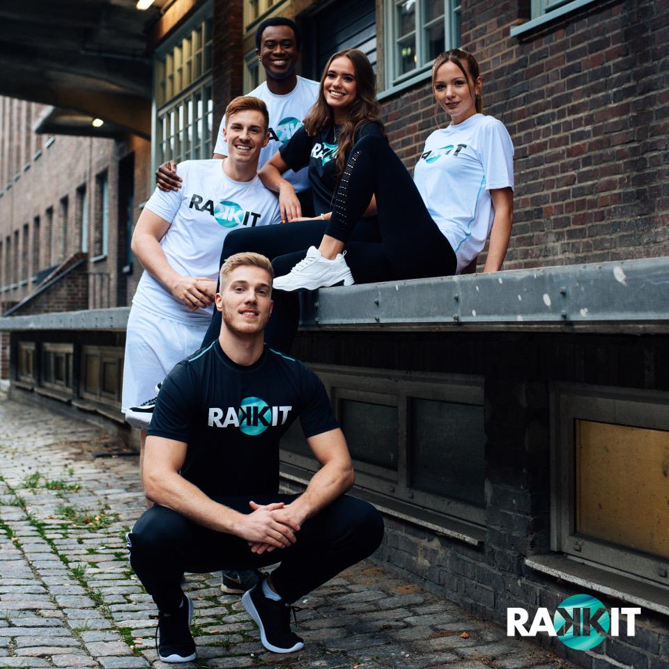 Rakkit nachhaltige T-Shirts Vereine Unternehmen